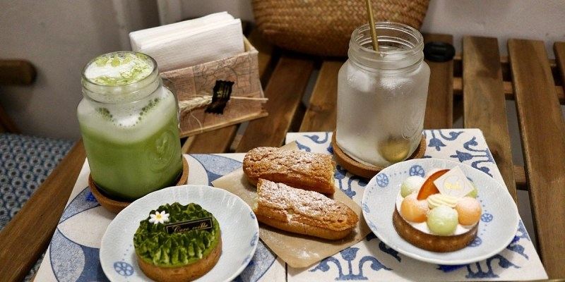 台中北區|可可庫奇甜點工坊(附菜單)水果塔必點 中友一中商圈 甜點午茶推薦