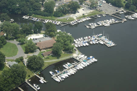 Bodkin Yacht Club In Pasadena MD United States Marina