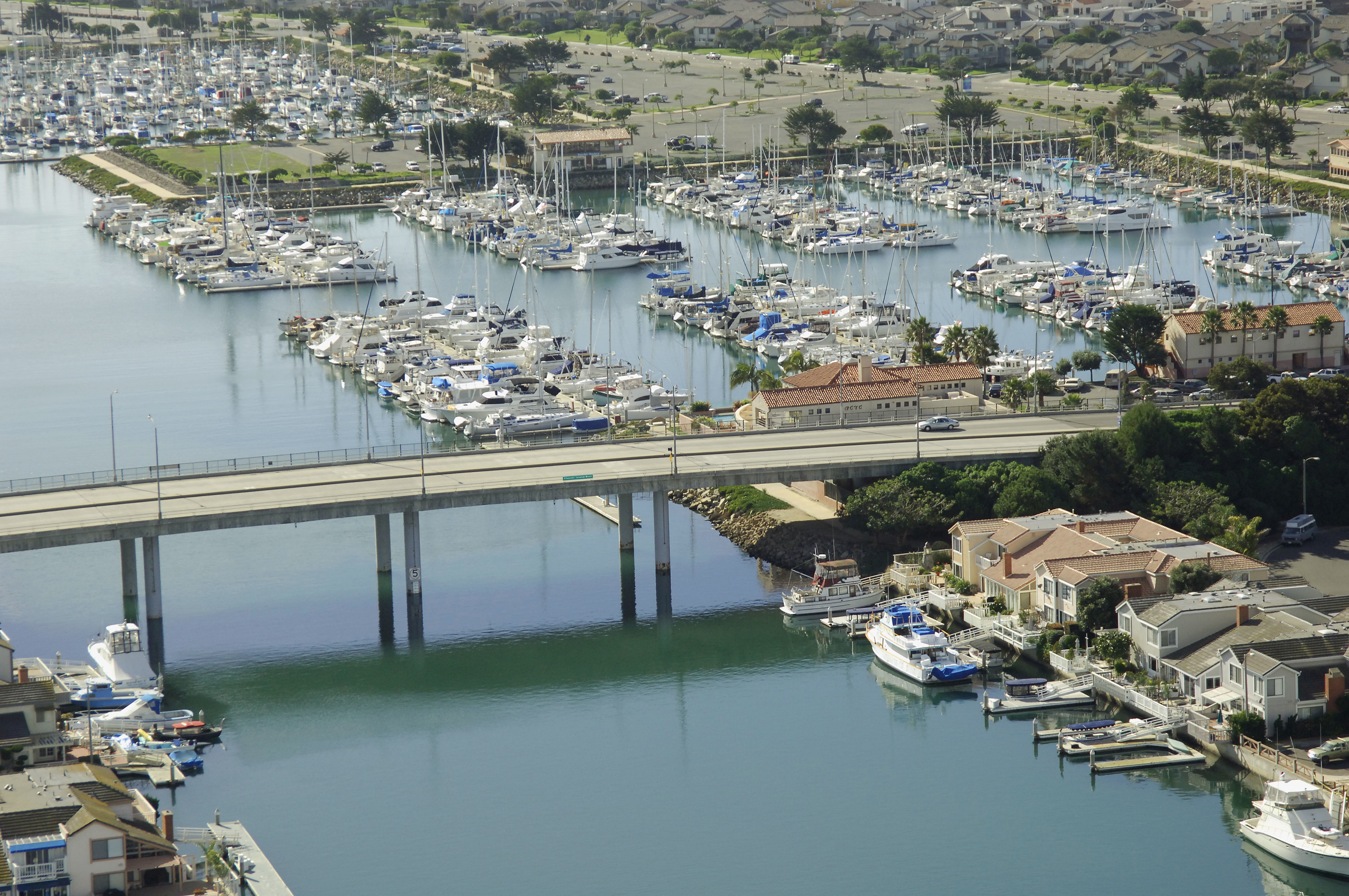 Pacific Corinthian Yacht Club In Channel Islands Harbor