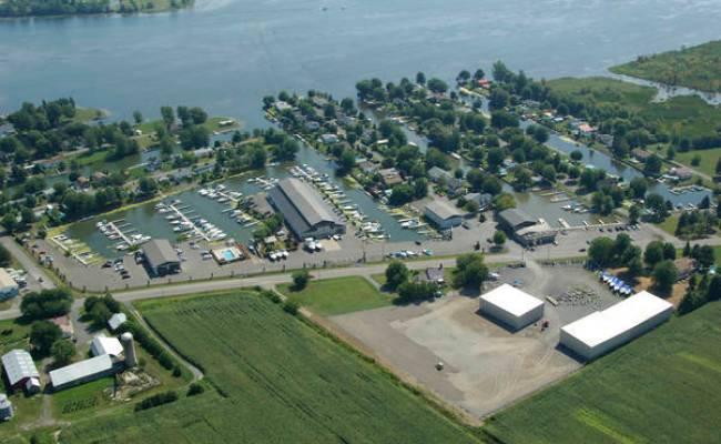 Marina Fortin In St Paul De L Ile Aux Noix Qc Canada