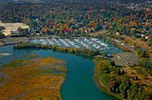 South Benson Marina In Fairfield Ct United States