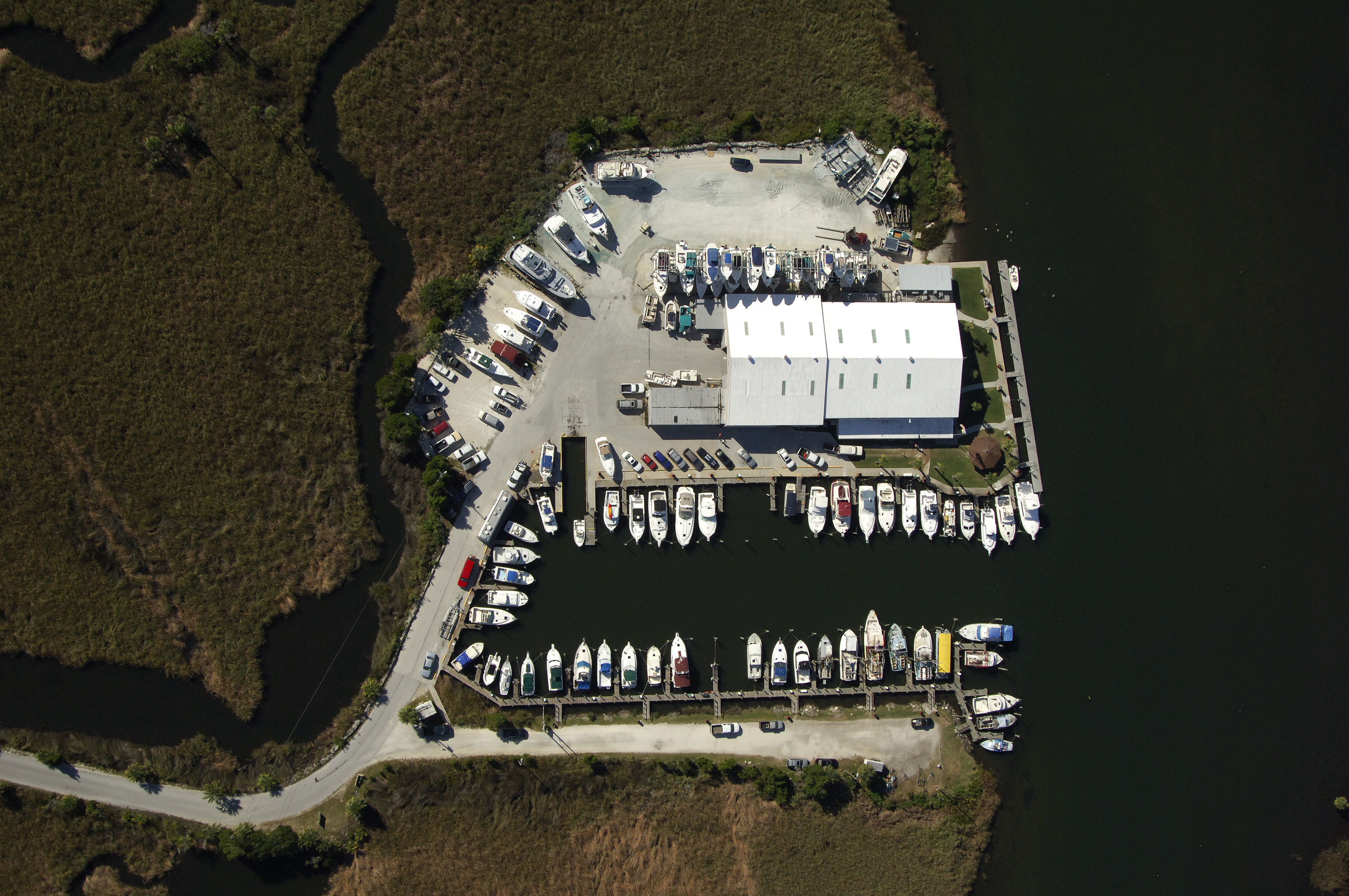 Twin Rivers Marina In Crystal River FL United States