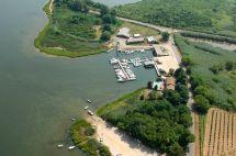 Narrow River Marina In Orient Point Ny United States