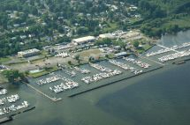 Stony Point Bay Marina In Ny United States