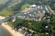 Great Peconic Bay Marina In South Jamesport Ny United