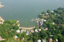 Yale Corinthian Yacht Club In Branford Ct United States