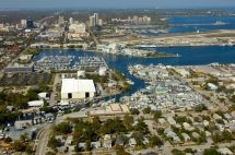 Salt Creek Marina In St Petersburg Fl United States