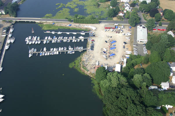 Birbarie Marine Yard In Branford CT United States