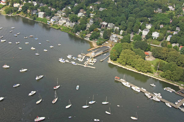 Seymours Boatyard In Northport NY United States