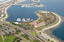 Bahia Resort Hotel Marina In San Diego Ca United States