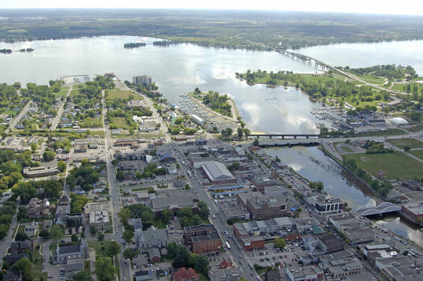 Belleville Harbor In Belleville ON Canada Harbor Reviews Phone Number