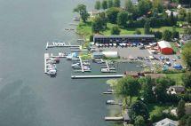 Summerstown Marina In Cornwall Canada