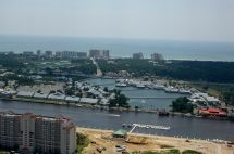 Barefoot Landing Marina - Closed In North Myrtle Bch Sc