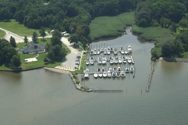 Eastern Yacht Club In Essex MD United States Marina