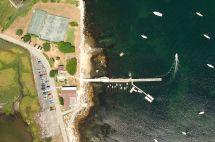 Mason' Island Yacht Club In Mystic Ct United States
