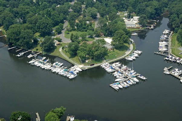 Bodkin Yacht Club In Pasadena MD United States Marina