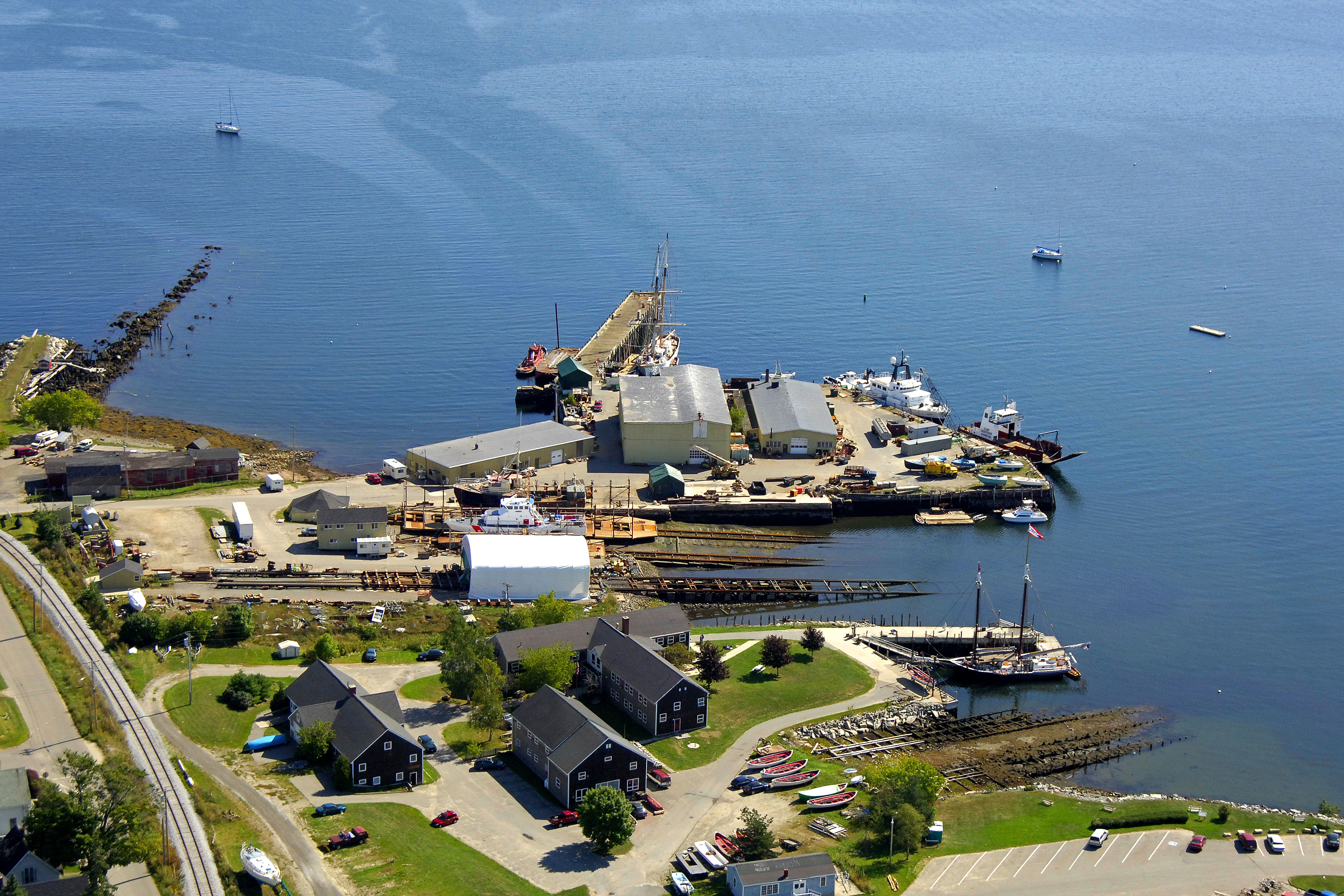 Rockland Marine Corp In Rockland ME United States