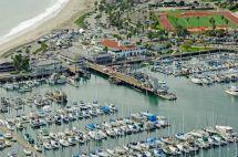 Santa Barbara Fuel Dock In Ca United