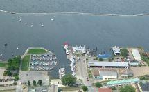 Lake Champlain Ferries Ferry In Burlington Vt United