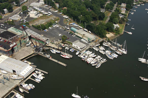 Orienta Yacht Club In Mamaroneck NY United States