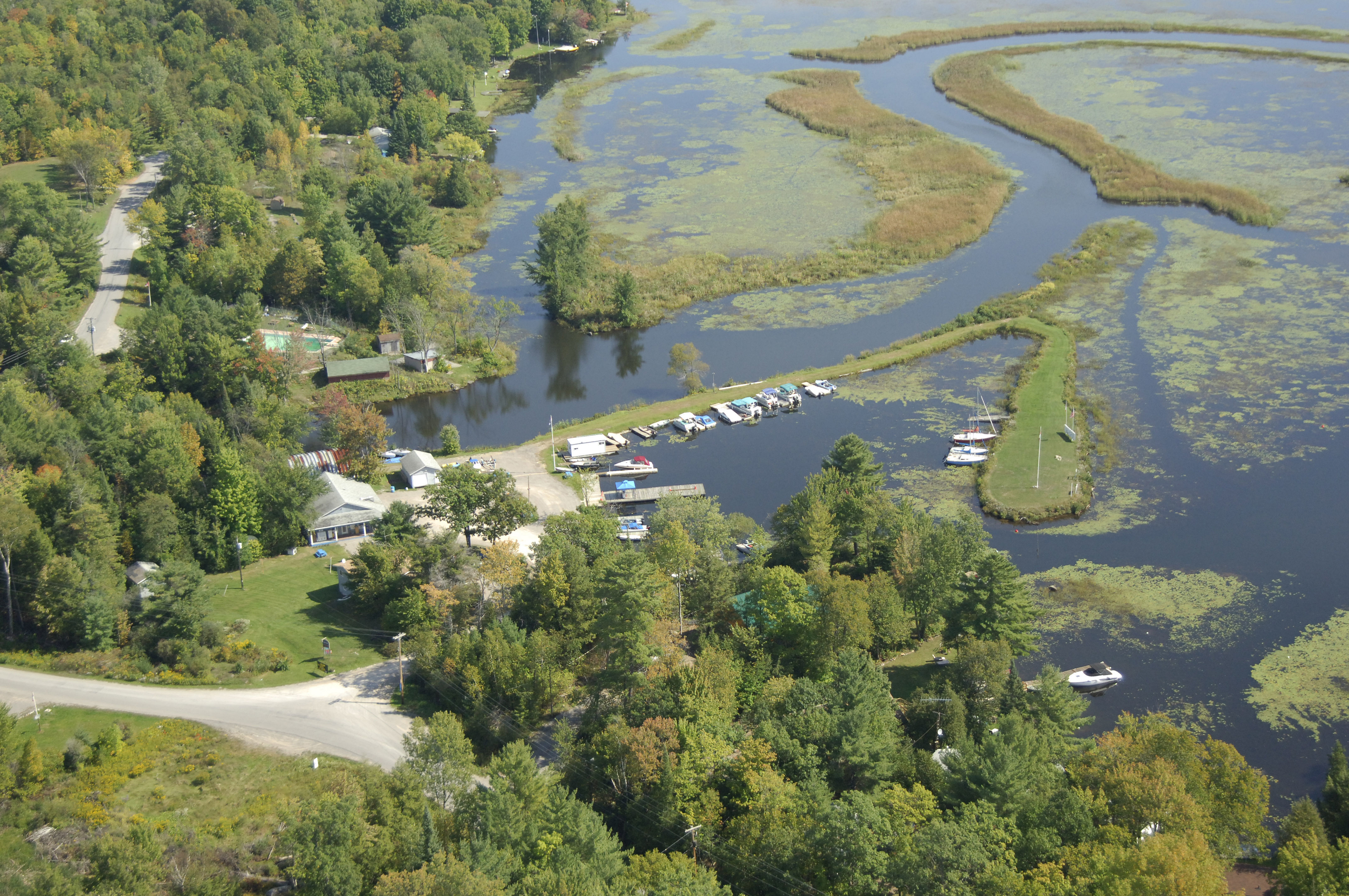 Oak Shores Marina In Bobcaygeon ON Canada Marina Reviews Phone Number