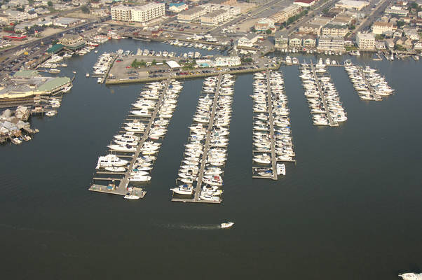 Schooner Island Marina In Wildwood NJ United States Marina Reviews Phone Number