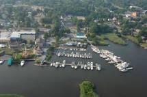 Treasure Cove Resort Marina Slip Dock Mooring