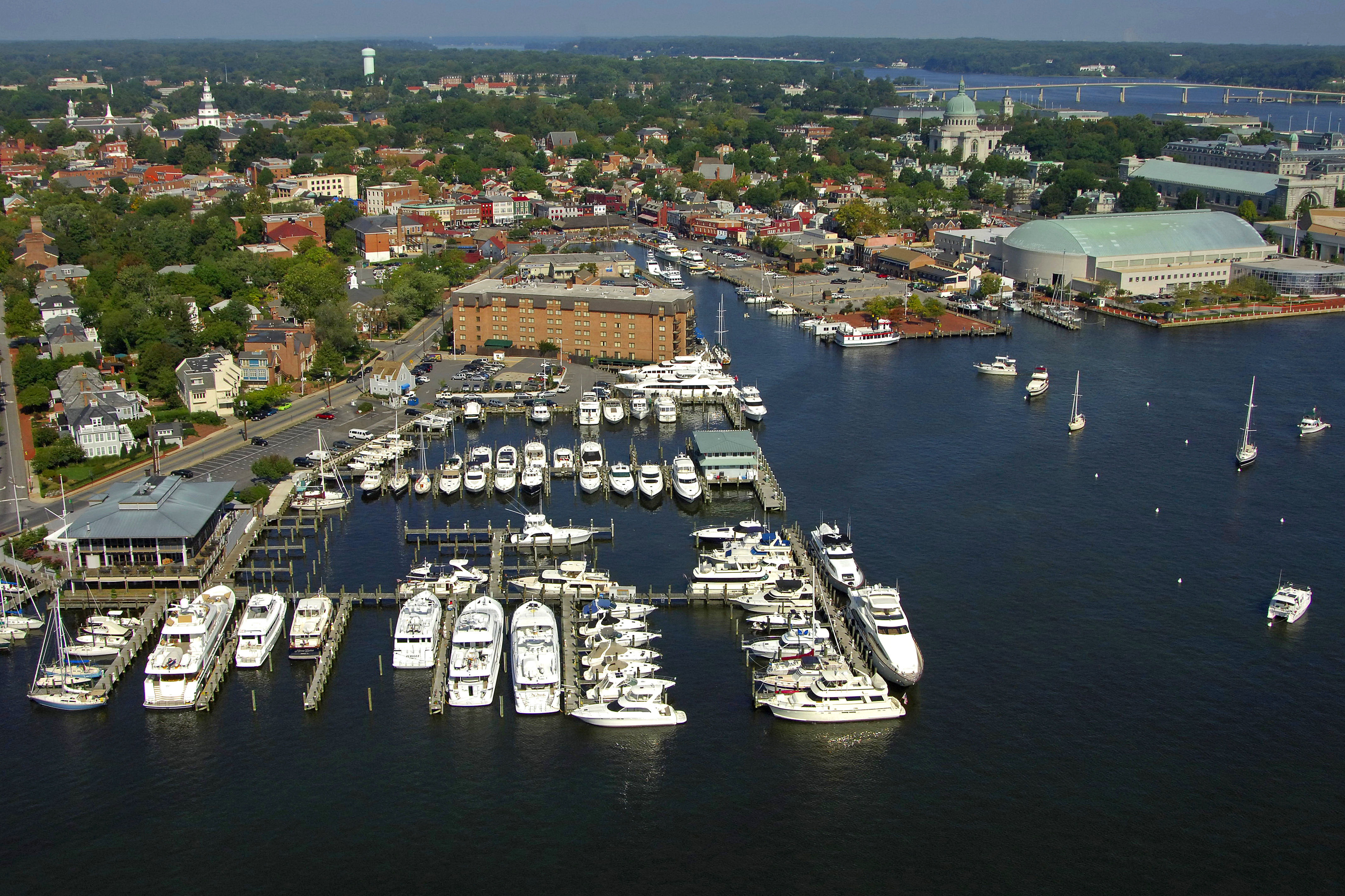 Annapolis Yacht Basin Company In Annapolis MD United