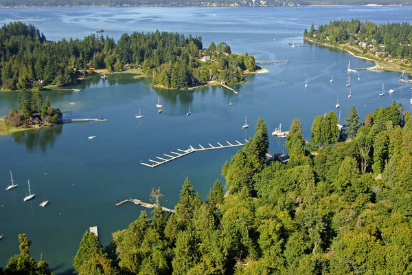 Seattle Yacht Club Port Madison Outstation In Bainbridge