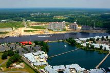 Barefoot Landing Marina In North Myrtle Bch Sc United