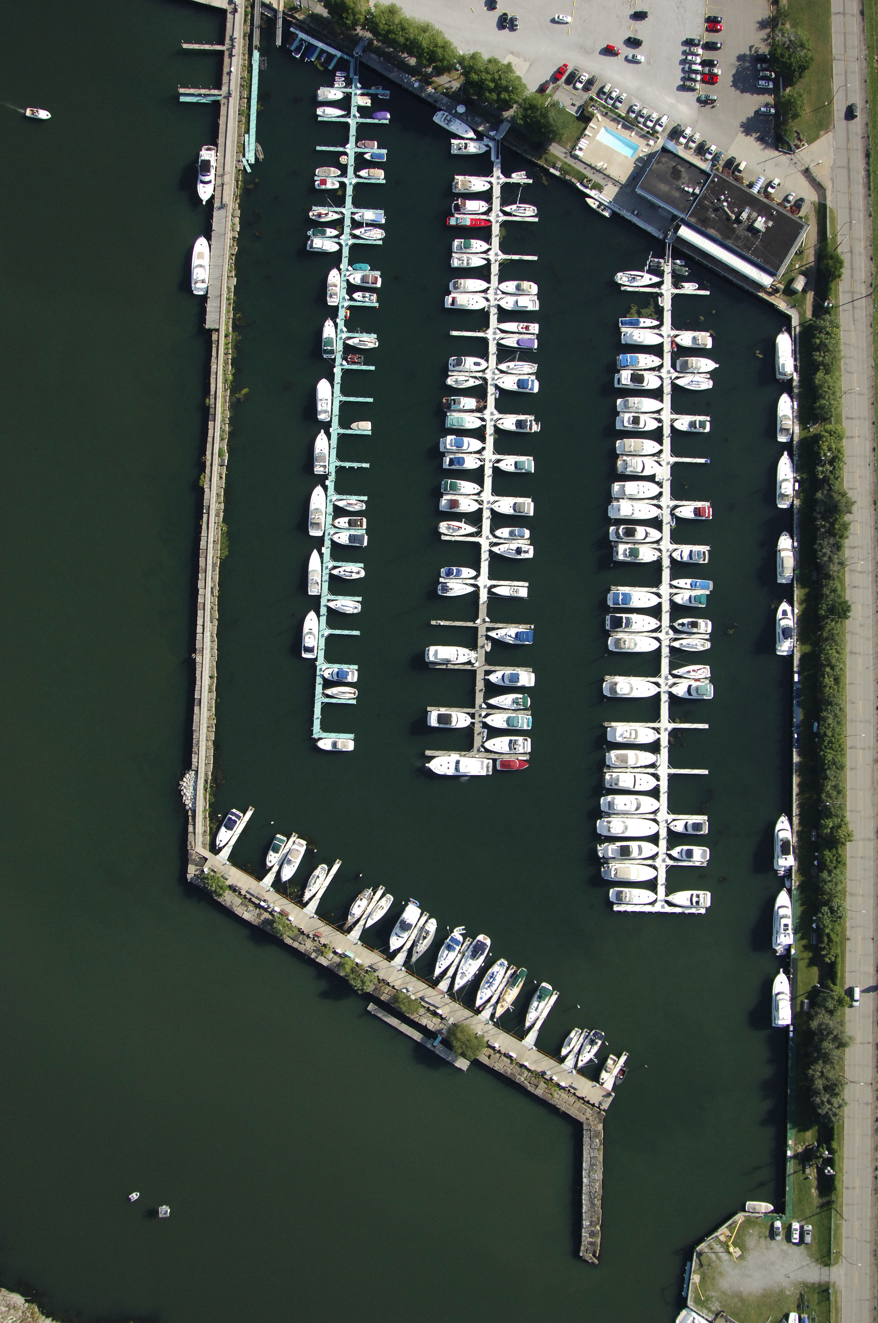 Lakeside Yacht Club In Cleveland OH United States
