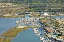 Newport Dunes Waterfront Resort & Marina Slip Dock