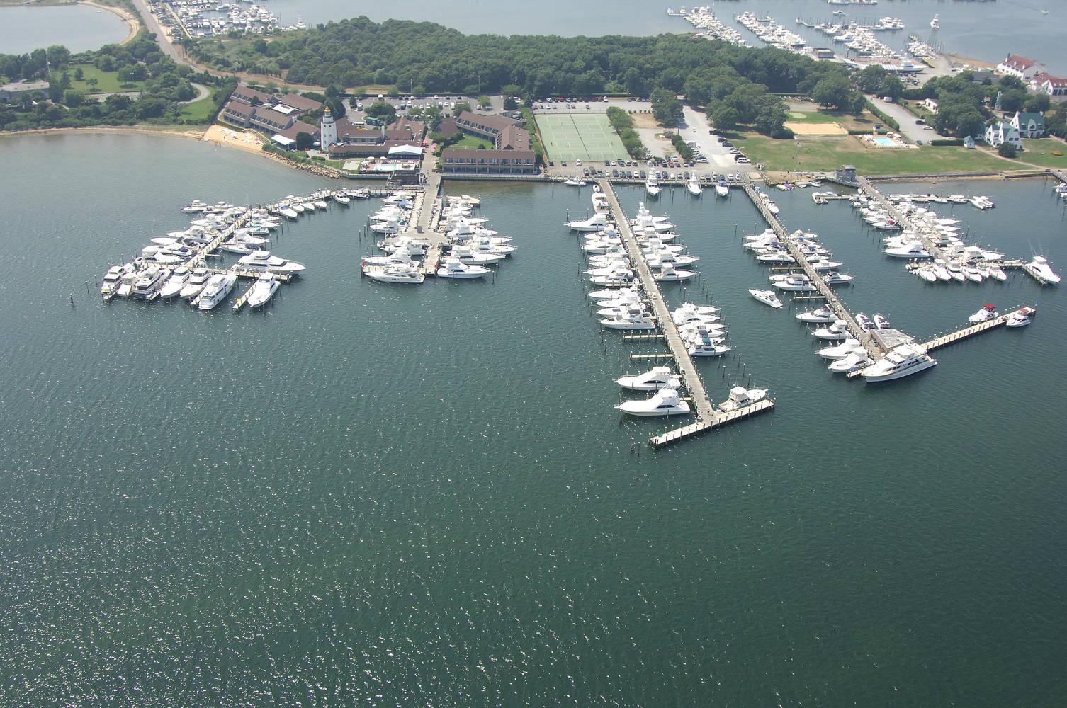 Gurneys Montauk Yacht Club Amp Resort Slip Dock Mooring