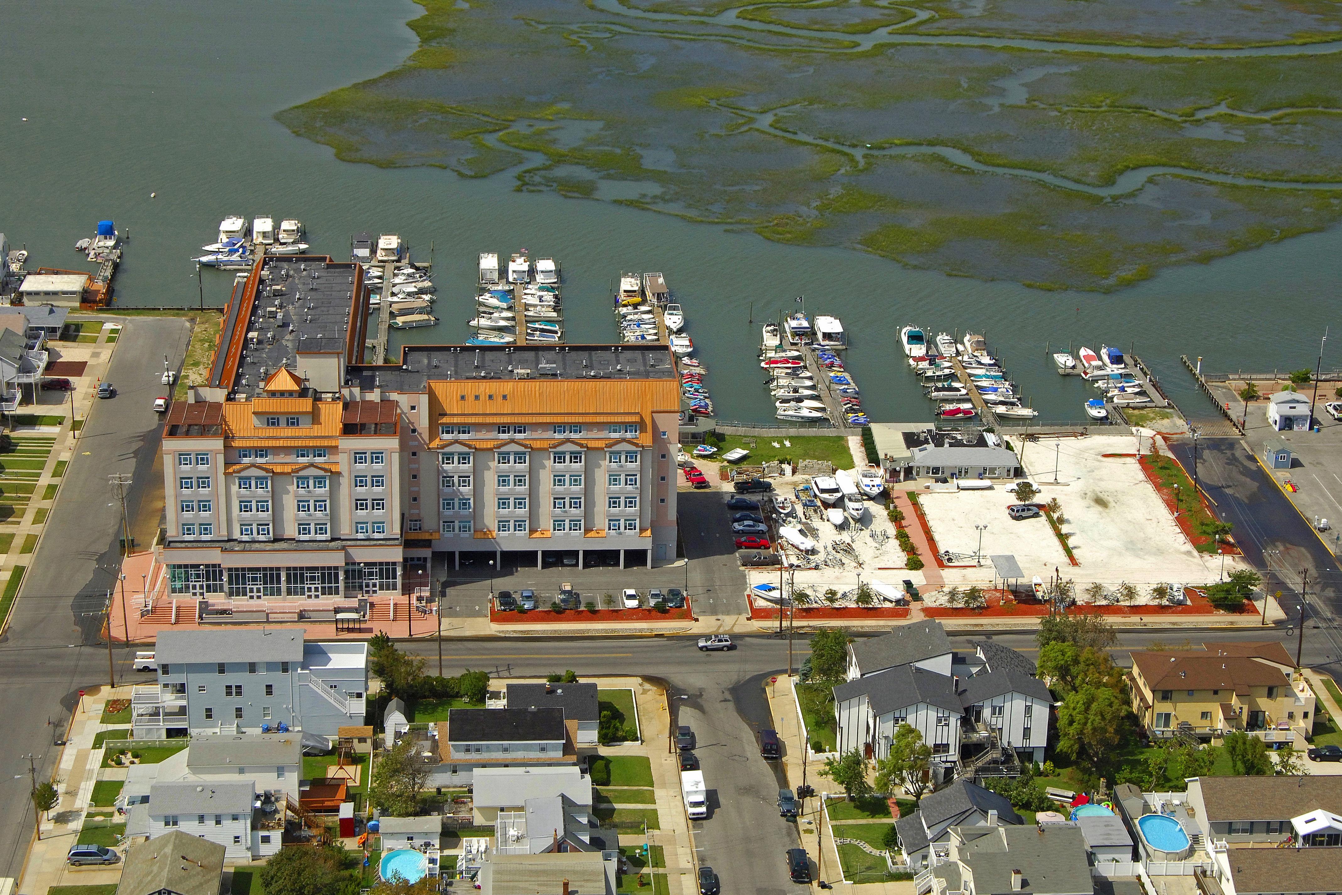 Marina Bay Towers In North Wildwood NJ United States