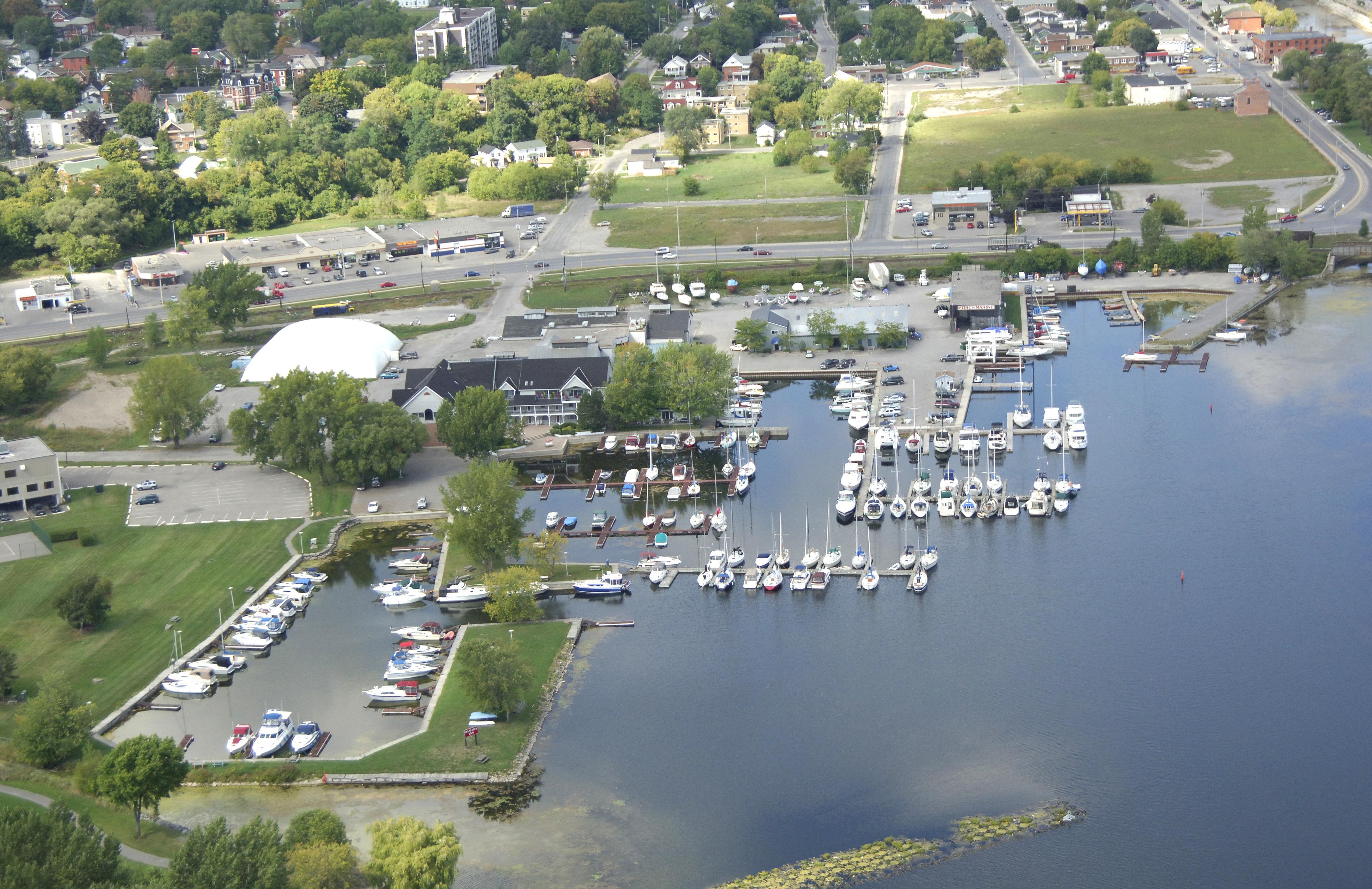 Keebles Marina In Belleville ON Canada Marina Reviews