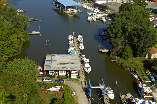 Deckelmans Boat Yard In Essex MD United States Marina