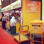 booth PT Pos Indonesia