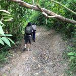 trekking di Ngarai Sianok