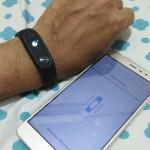 memasangkan Xiaomi Mi Band 2 menggunakan Mi Fit