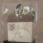merchandise kerajinan kertas Totoro