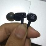 earphone Audio Technica Sonic Fuel ATH-CLR100iS