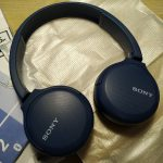 unit headphone Sony WH-CH510