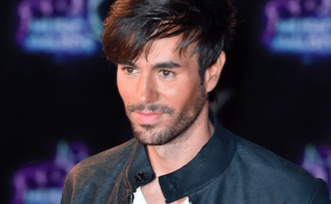 He Ll Always Be Our Hero Enrique Iglesias Has Announced A