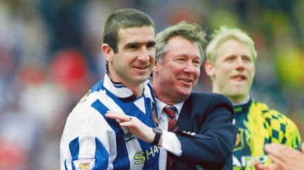 Eric cantona is one of the most flamboyant players ever in football and his antics off the field many times seemed to outshine his brilliance on the field. Manchester United Lied About Eric Cantona S Real Transfer Fee To Save Leeds From Embarrassment Joe Co Uk