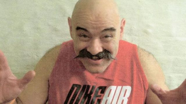 This Is How Britains Hardest Prisoner Charles Bronson Stays In Shape