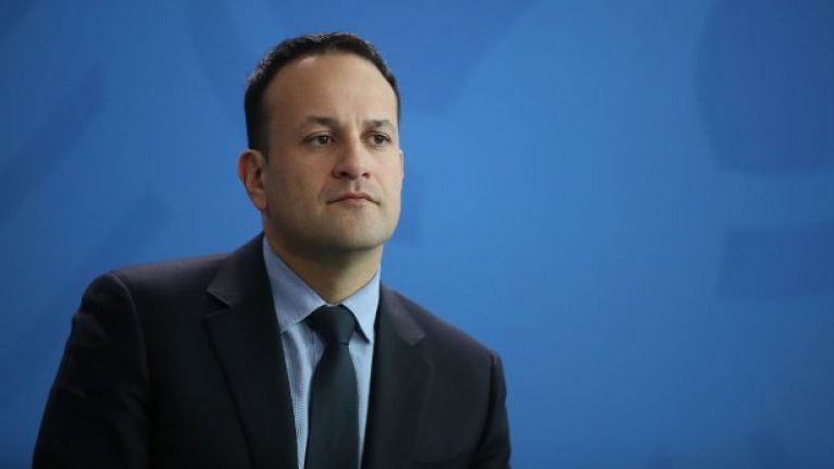 Leo Varadkar will be on The Late Late Show this week