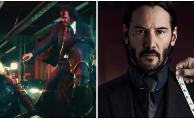 John Wick Chapter 3 Look Set To Be The Longest Film In