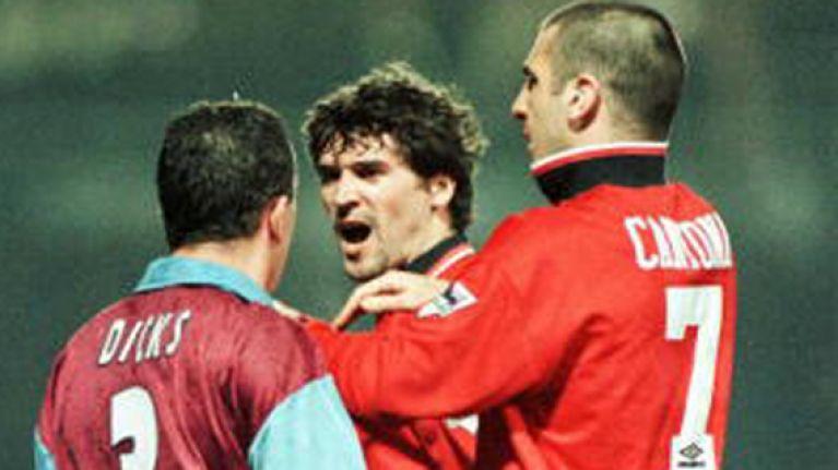 """eric cantona was a brilliant player. Roy Keane makes Eric Cantona's star-studded Dream XI ..."