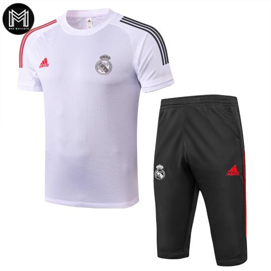 Kit Entrenamiento Real Madrid 2020/21