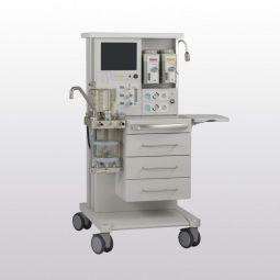 成人麻醉站 - ANASTAZJA 8600 - FARUM - 推車式 / 帶呼吸監控